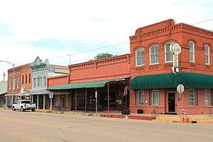 Calvert, Texas - Calvert Historic District (2013)