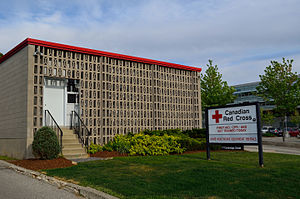 Canadian Red Cross - Cambridge Canadian Red Cross