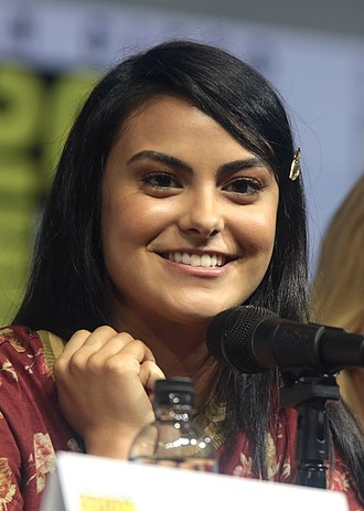 Camila Mendes - Mendes at San Diego Comic Con in 2018
