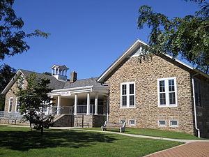 La Mott, Pennsylvania - Image: Camptown Historic District, Cheltenham PA 03