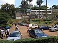 Campus University of Yaoundé I (2014) view from scolarité 1.JPG