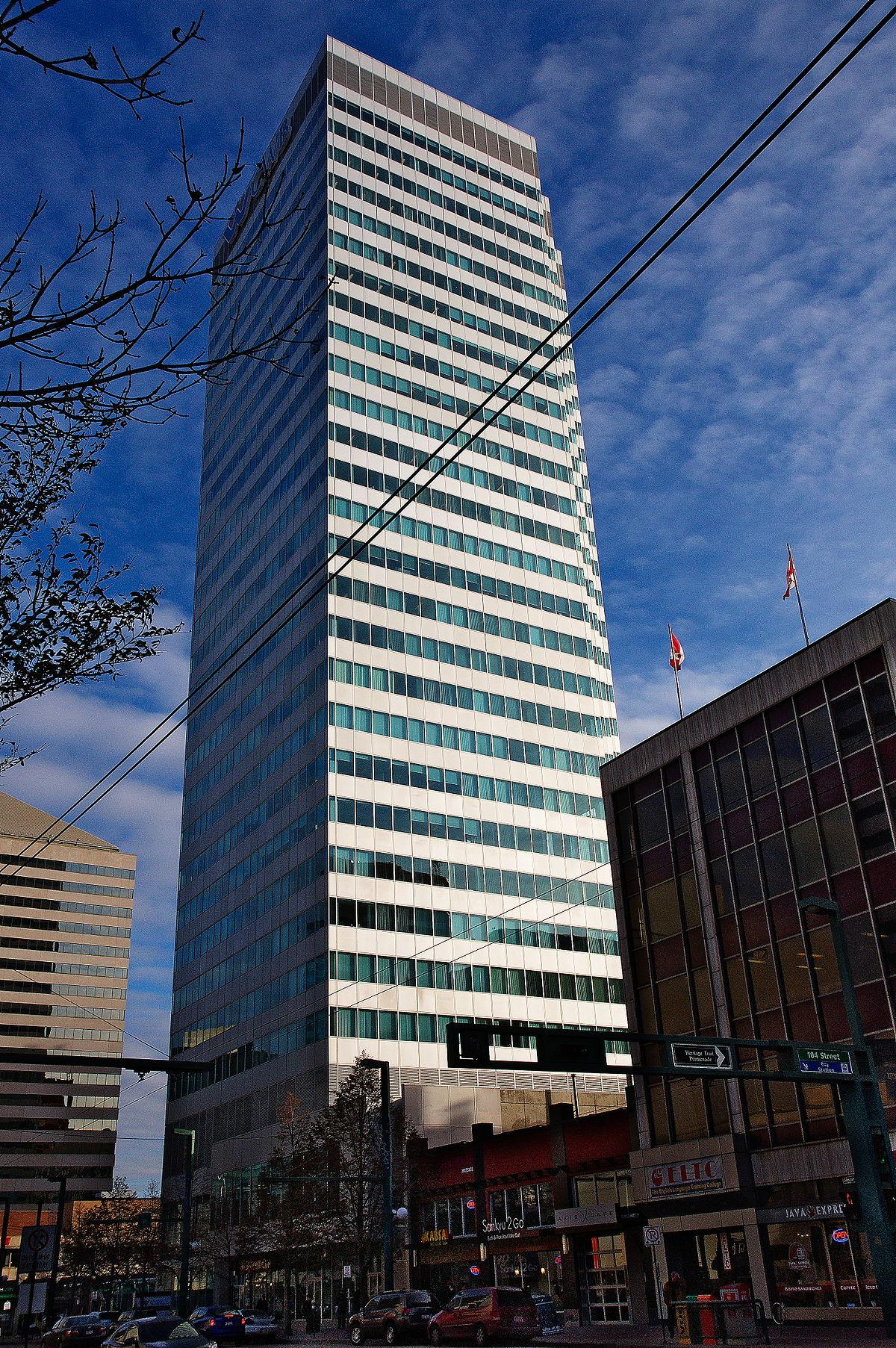 Edmonton: Canadian Western Bank