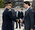 Canadian prime minister honors America's heroes 160311-A-JO147-002.jpg