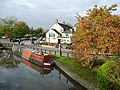 Canal and New Inn at Shardlow, Derbyshire - geograph.org.uk - 1555030.jpg
