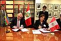 Canciller Eda Rivas se reúne y suscribe acuerdo con su homólogo de Azerbaiyán (9924420543).jpg