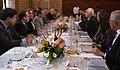 Canciller Patiño ofrece almuerzo de bienvenida a alto representante de MERCOSUR, Samuel Pinheiro Guimaraes (6344503403).jpg