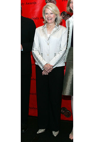 Candice Bergen - Candice Bergen at the 65th Annual Peabody Awards