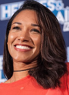 Candice Patton American actress