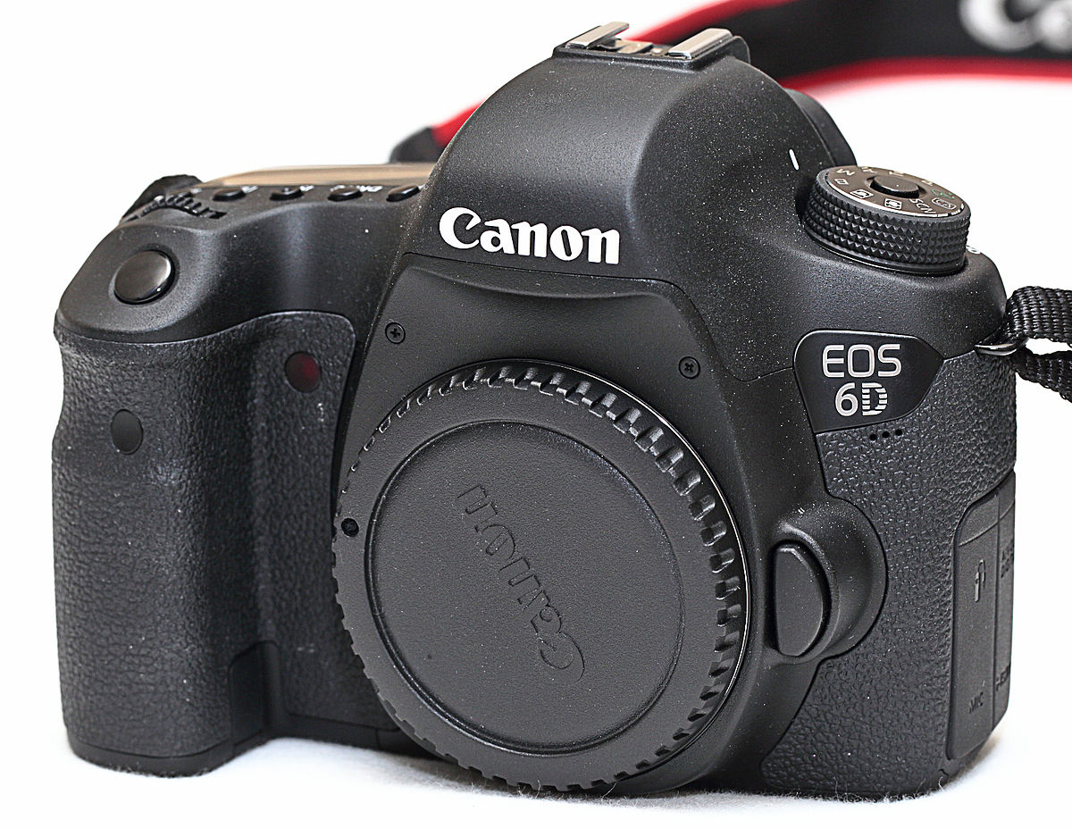 Canon EOS 6D Digital Camera Driver Download