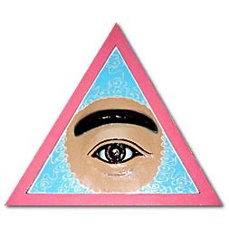 Caodaist eye