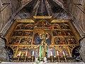 Capella de Santa Elena, amb l'Anunciació, Cathedral of Barcelona 2648.jpg