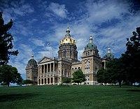 Capitol building, Des Moines, Iowa.jpg