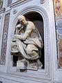 Cappella della compagnia di s. luca, int, statue, giambologna e giovanni vincenzo casali salomone 03.JPG
