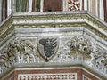 Cappello, pilastro con stemma Guidalotti bombaroni.JPG