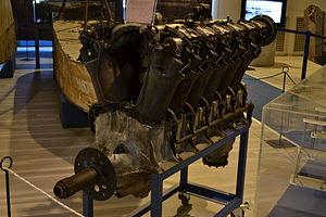 Caproni Ca.60 Liberty engine.JPG