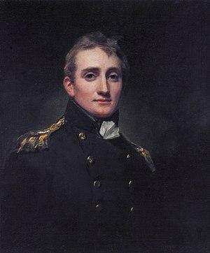 Henry Hope (Royal Navy officer) - Captain Henry Hope (Henry Raeburn, ca. 1815)