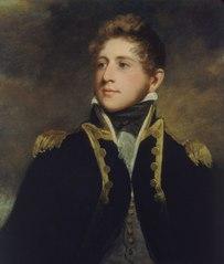 Captain Peter Parker, 1785-1814