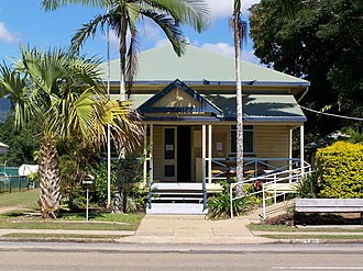 Cardwell Divisional Board Hall - Cardwell Divisional Board Hall, 2008