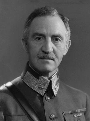 Chief of Defence (Norway) - Image: Carl Gustav Fleischer 1940b