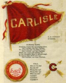 Carlisle Indian Industrial School - Wikipedia