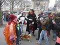 Carnaval des Femmes 2015 - P1360701 - Place du Châtelet (Paris).JPG
