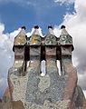 Casa Batllo Chimneys 10 (5840464792).jpg