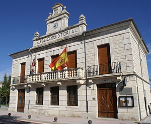 Campaspero - Ayuntamiento of Campaspero.