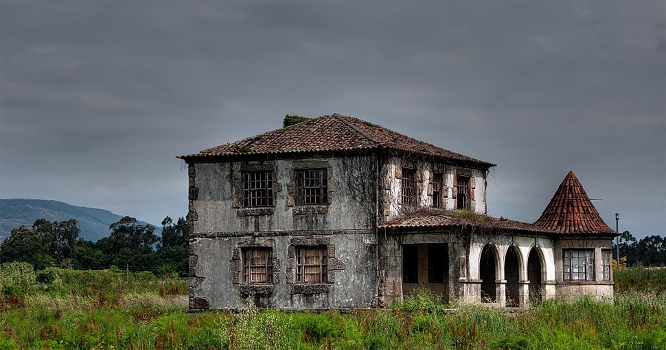 Casa en Iria Flavia, Padrón, Galiza