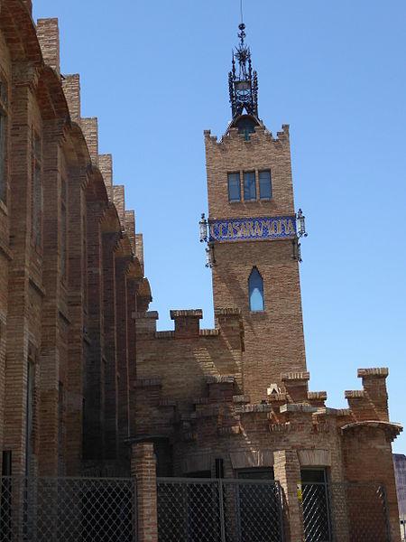 File:Casaramona, Barcelona, July 2014 (02).JPG
