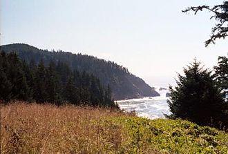 Cascade Head - Image: Cascade Head, Oregon September 2005