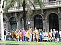 Cases Almirall - Via Catalana - abans de l'hora P1200363.jpg