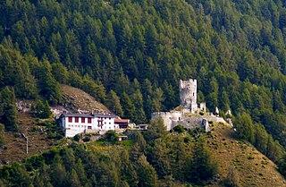 Taufers im Münstertal Comune in Trentino-Alto Adige/Südtirol, Italy