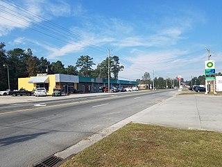 Castle Hayne, North Carolina CDP in North Carolina, United States