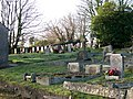 Castle Hill Cemetery, Lostwithiel - geograph.org.uk - 109404.jpg