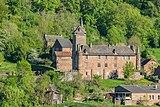Castle of Combret Nauviale 02.jpg