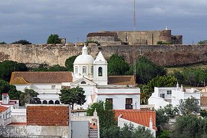 Castro Marim Church and Castle.jpg