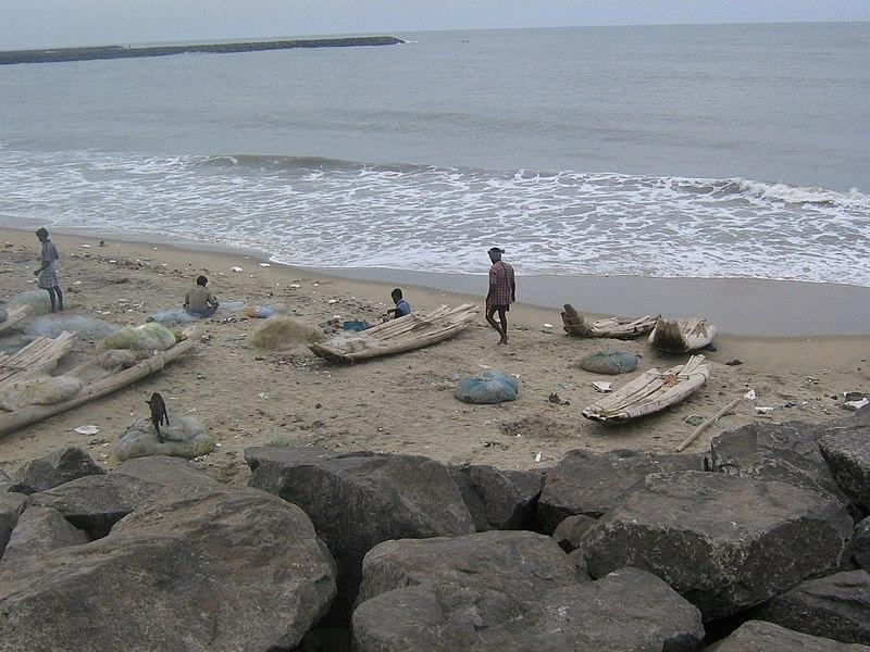 File:Catamaran in Madras.jpg