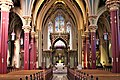 Cathedral of Saint Patrick interior - Norwich, Connecticut 01.jpg
