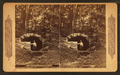 Cave in Fairmount Park, from Robert N. Dennis collection of stereoscopic views.png