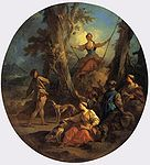 Cazes, Pierre-Jacques - The Swing - 1732.jpg