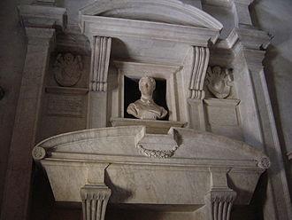 Cecchino dei Bracci - Image: Cecchino de' Bracci, tomba nella chiesa dell'Aracoeli, Roma Foto di Giovanni Dall'Orto