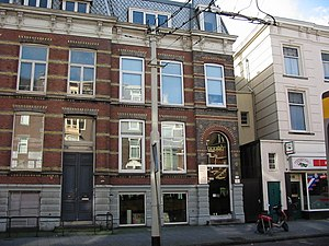 Universal Esperanto Association - The Central Office of Universal Esperanto Association in Rotterdam