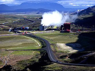 Krafla Power Station - Krafla Power Station