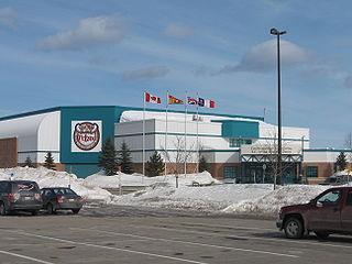 K. C. Irving Regional Centre architectural structure
