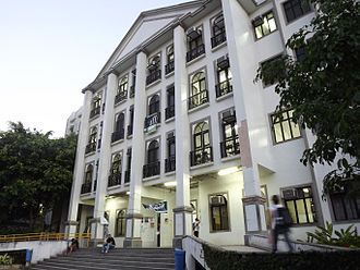 Federal University of the State of Rio de Janeiro - Human sciences center (CCH)