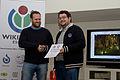Ceremonia de entrega de premios Wiki Loves Monuments España 2014 - 07.jpg