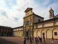 Certosa di fi, chiesa di s. lorenzo, ext., 01.JPG