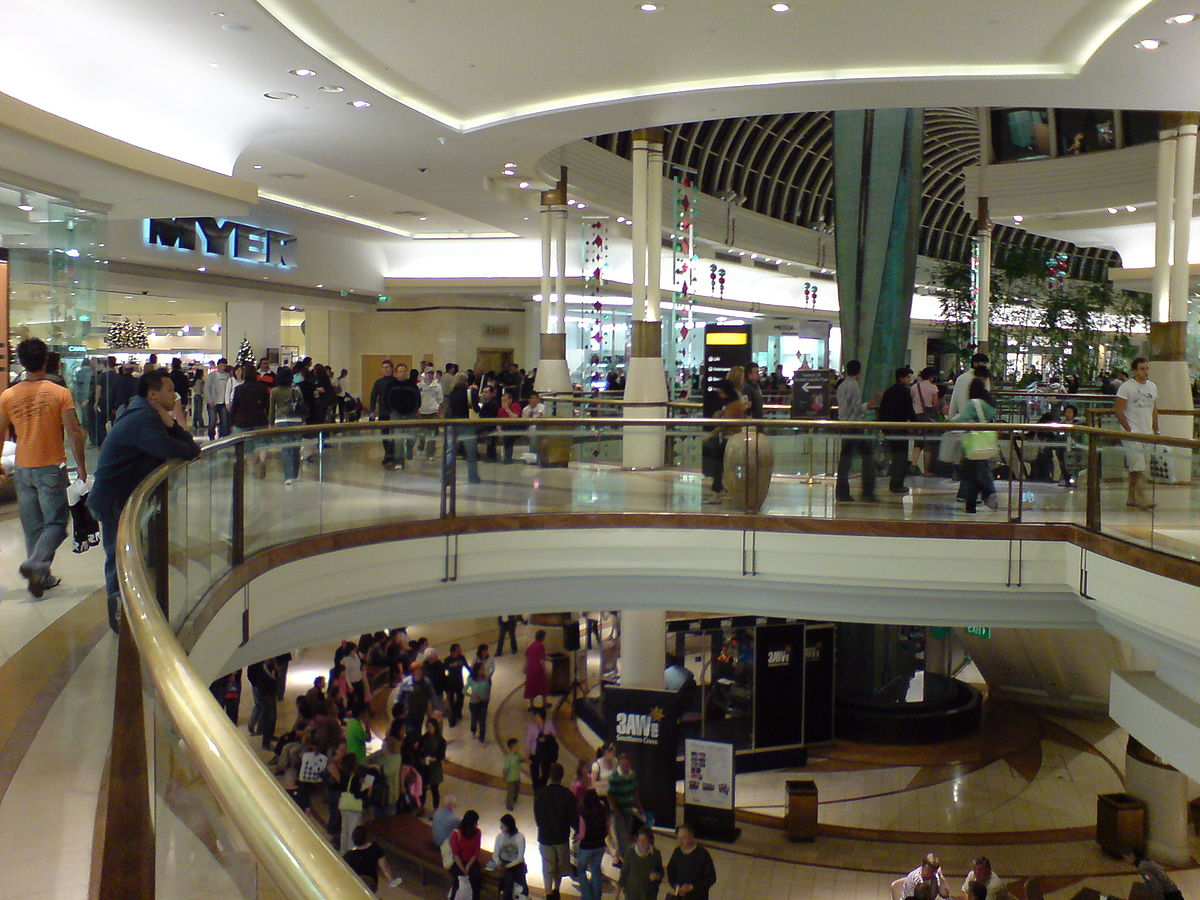 Chadstone Shopping Centre Wikipedia - Shopping malls america changed since 1989