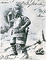 Chaliapin F. (Шаляпин Ф. И.) 1901 as Farlaf in Ruslan and Lyudmila.jpg