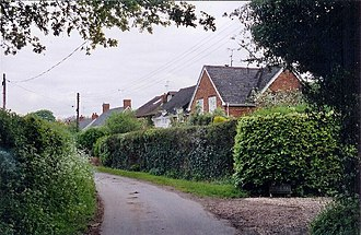 Sonning Common - Image: Chalkhouse Green geograph.org.uk 9195